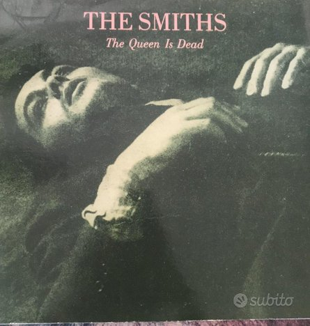 The smiths-the queen is dead