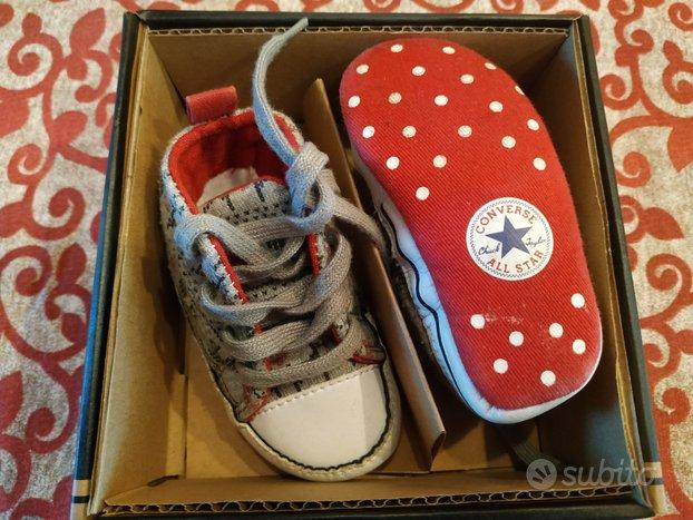 Scarpine neonato Converse originali - Tutto per i bambini In ...