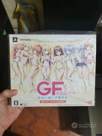 GF Girlfriend PS Vita Limited Edition