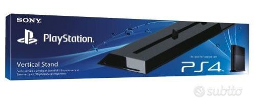 Playstation 4 PS4 Fat stand verticale