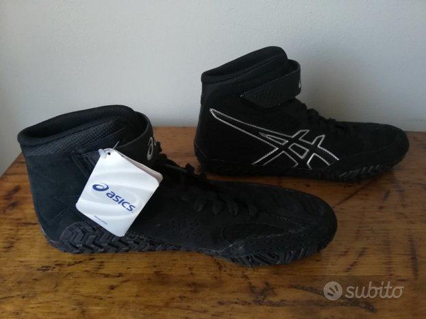 scarpe pugilato asics