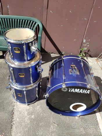 Yamaha Stage Custom Advantage