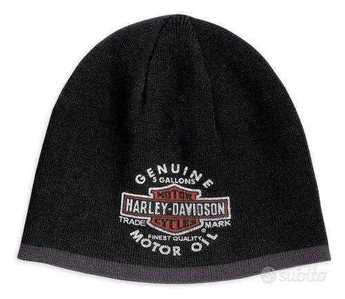 Cappello berretto cappellino originale harley davi