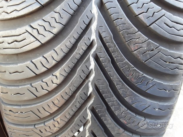 Gomme Usate Michelin 195 60 16 89H invernale/4 sta