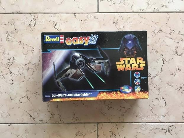 Modellino Star Wars Obi Wan's Jedi