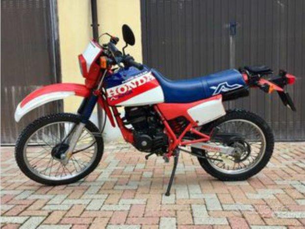 Parti di ricambio Honda XL 200