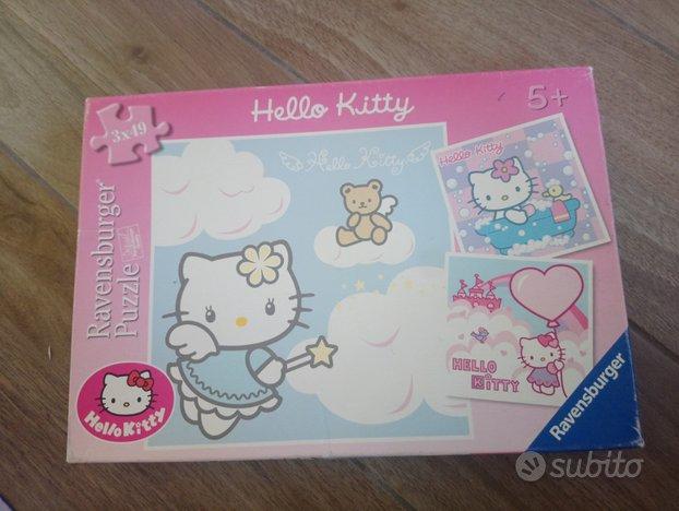 Puzzle Hello Kitty
