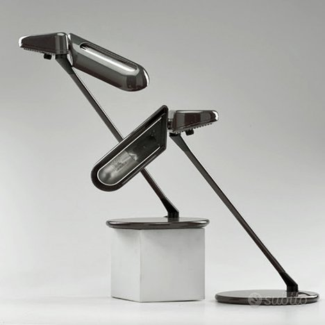 Lampada Arteluce Ring A400, design B. Gecchelin,Flos