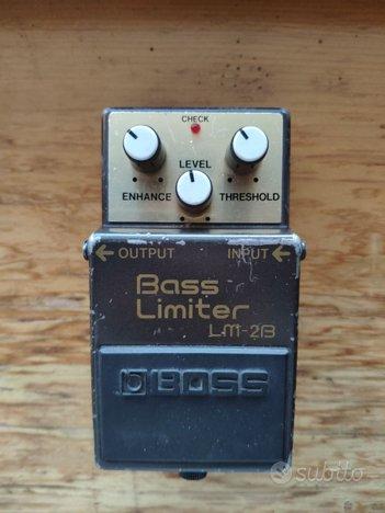 Boss LM 2B bass limiter