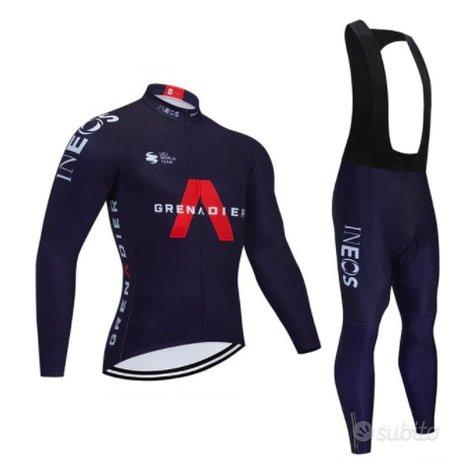 Abbigliamento ciclismo