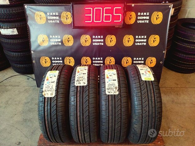 4 Gomme NUOVE 195 65 16C FURGONE - NOKIAN