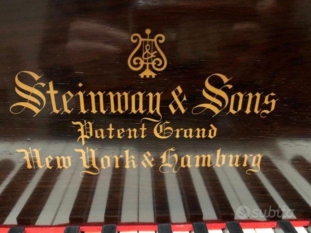 Pianoforte Steinway A 188 Hamburg matr.136568