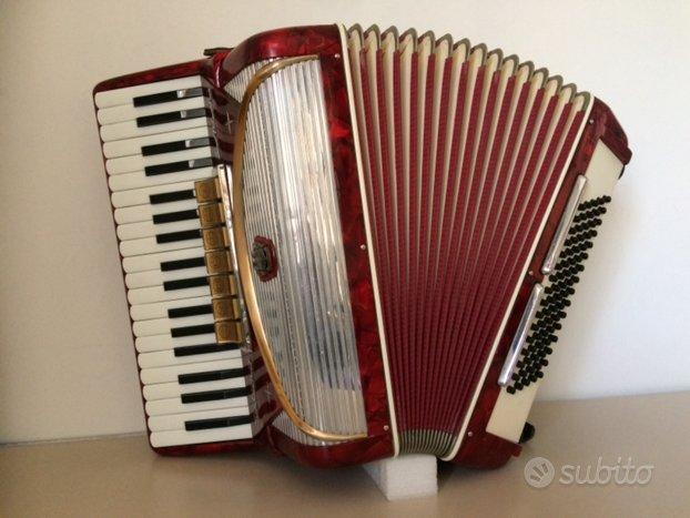 Fisarmonica 80 bassi SETTIMIO SOPRANI