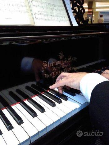 Pianoforte classico per eventi Monza