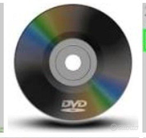 Film e serie TV in dischi DVD ORIGINALI