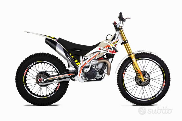 Trial TRS XTRACK RR AVV.TO ELET. 2020 nuovo