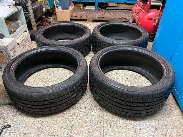 Gomme Bridgestone RSC estive R18