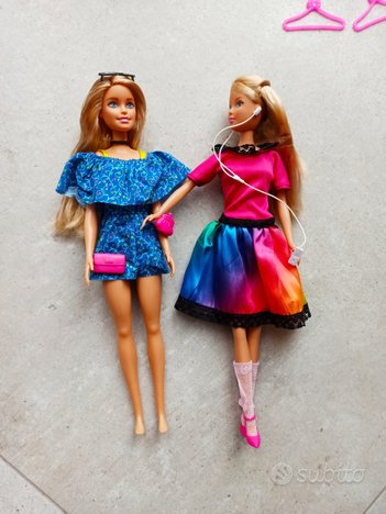 Barbie e Lolly con tanti accessori