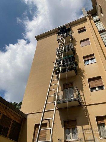 Noleggio scala autoscala per traslochi a Brescia