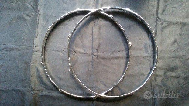 Batteria Pearl cerchi super hoop SH-1508 coppia