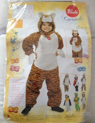 Costume di carnevale da tigre (marca TRUDI) - Tutto per i bambini In ... 4666ee2077c