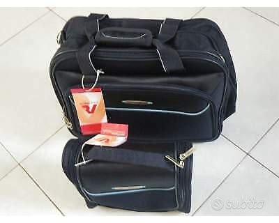 RONCATO- Set 2 bors da viaggio e lavoro Nuove