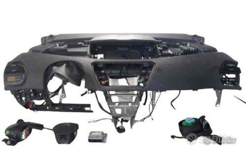 KIT AIRBAG COMPLETO Citroen C4 GRAND Picasso 2012