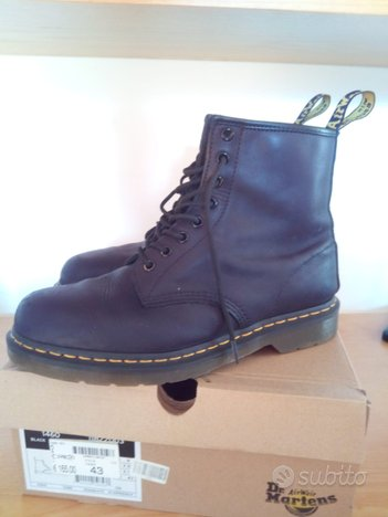 Nuove DR MARTENS Tg. 43