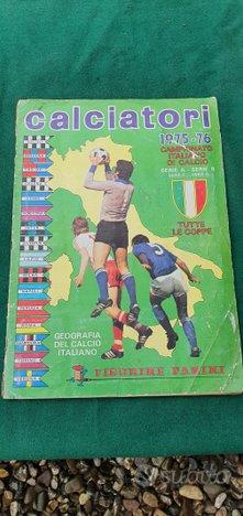 Album calciatori Panini 1975 =76