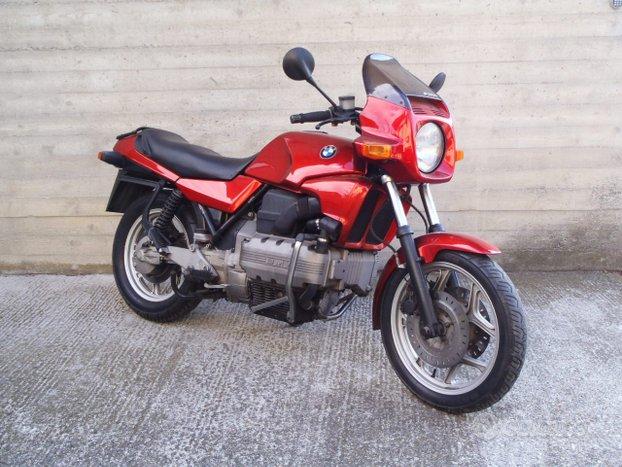Bmw k 100 - 1985