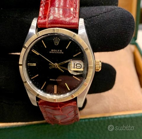 Rolex Oysterperpetual 6694 anno 1981 manuale