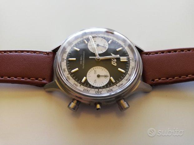 Cronografo meccanico merkur watch fod