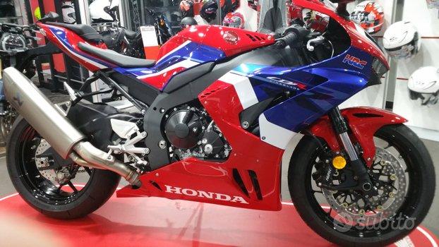 Honda CBR 1000RR-R Fireblade ABS