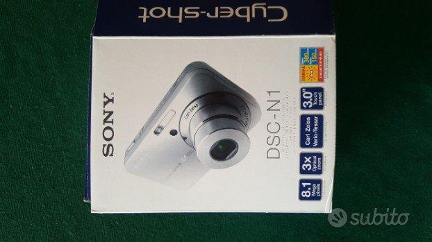 Fotocamera digitale Sony