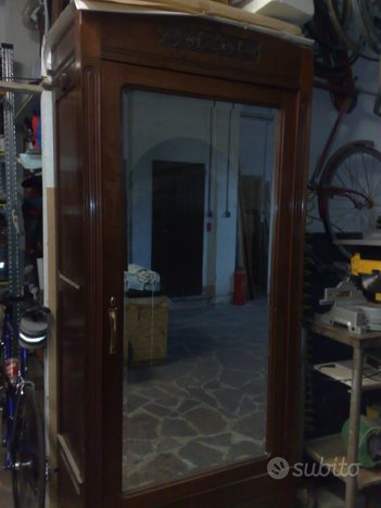 Armadio e camera in ciliegio - Arredamento e Casalinghi In ...