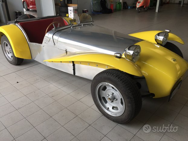 Lotus seven (7) - 1962