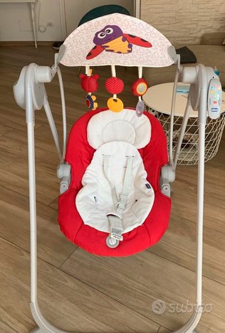 Altalena Chicco Polly Swing Up