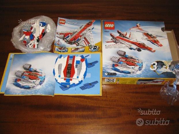 Gioco-modellismo LEGO 4953 CREATOR (3 in 1)