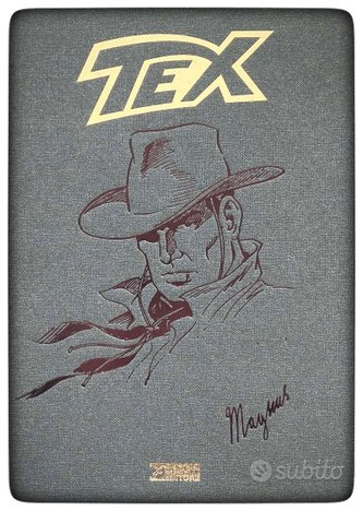 Tex La Valle del terrore Deluxe edition limited