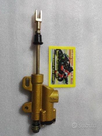 Pompa freno anteriore e posteriore pit bike E MOTO