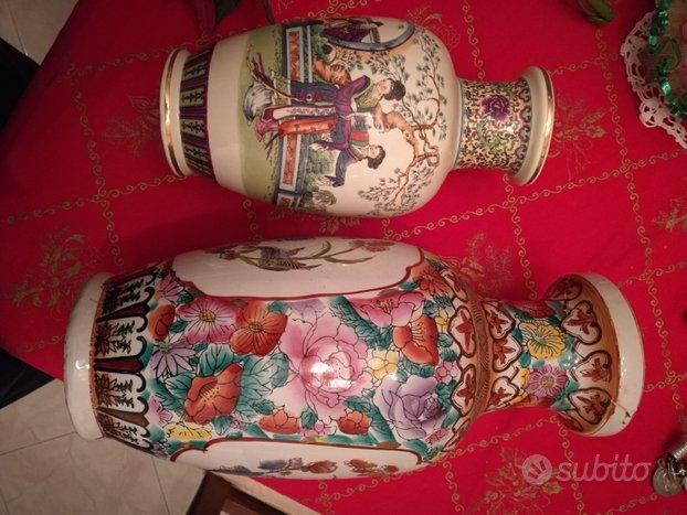 2 vasi cinesi