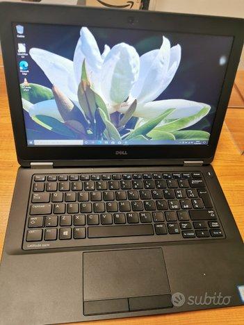 Portatile Notebook Dell E5270 i5 8Gb Ram 240Gb SSD