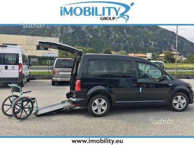VOLKSWAGEN Caddy - Disabili