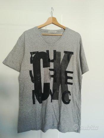 T-shirt uomo Calvin Klein Jeans Tg.L - originale