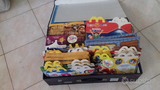Box happy meal