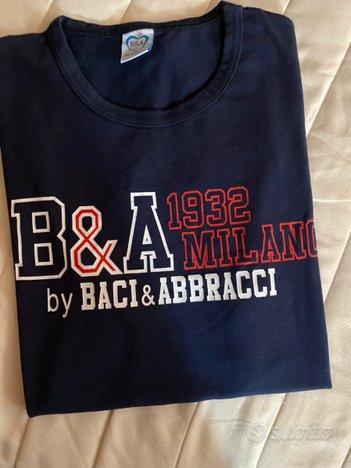 Maglietta t-shirt Baci & Abbracci
