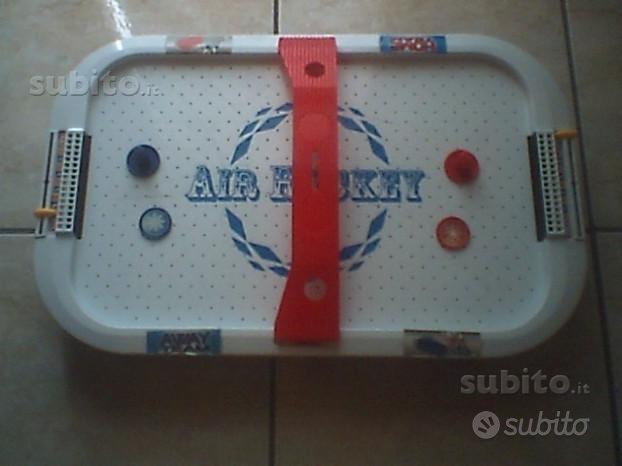 AIR HOCKEY gioco hockey da tavolo