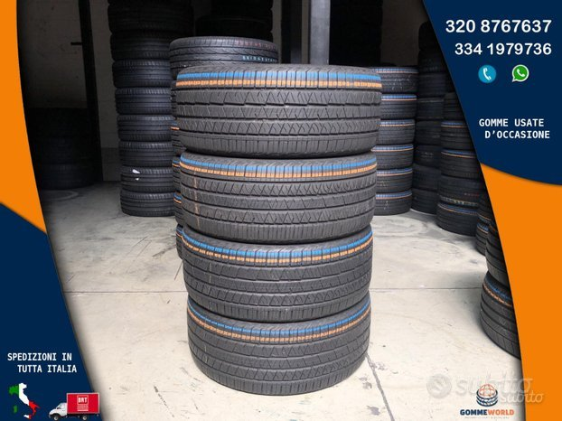 4 gomme 275 40 22 - Continental 4 stagioni