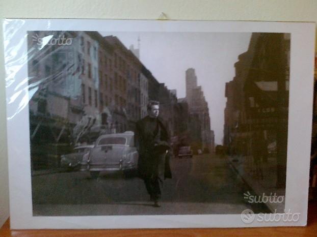 Stampa james dean new york city