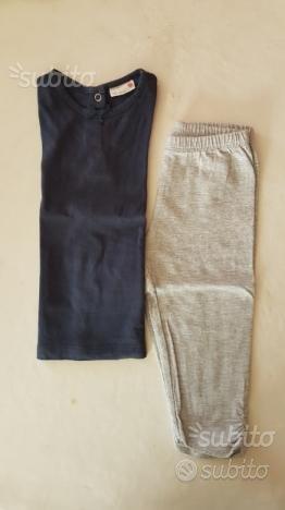 Magliettina e leggins bimba Prenatal